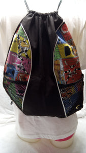 Power Rangers Drawstring backpack