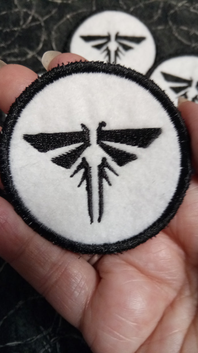 Last of Us: Firefly patch (Inspired by source material)