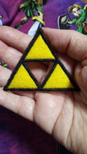 Load image into Gallery viewer, Legend of Zelda: Triforce patch (Inspired by source material)