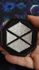 Destiny's Titan patch (Inspired by source material)
