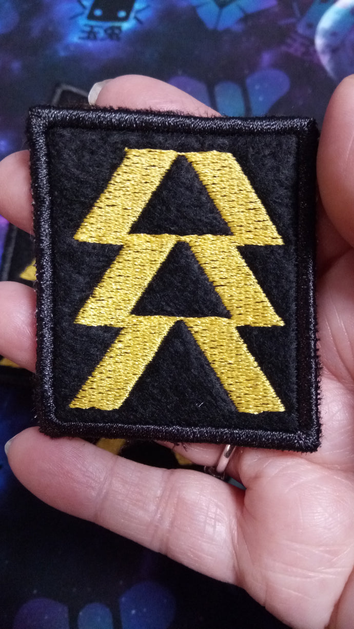 Destiny's Hunter patch (Inspired by source material)