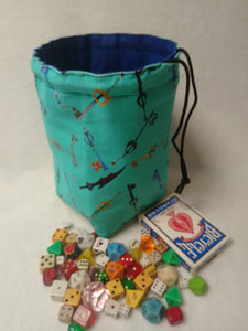 Kingdom Hearts: King Mickey Dice Bag