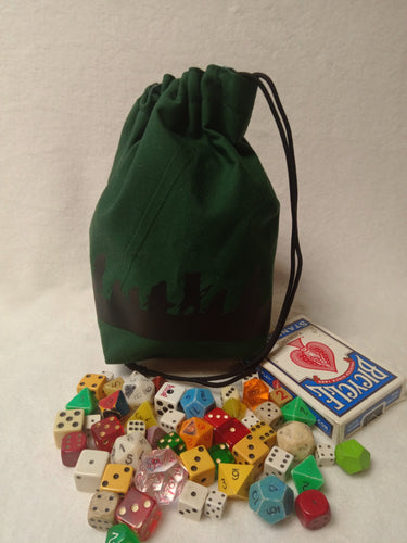 Lord of the Rings: 9 Companions Dice Bag