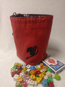 Fairy Tail Dice Bag
