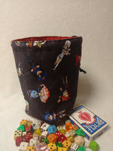 Load image into Gallery viewer, Fairy Tail Dice Bag