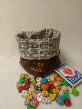 Load image into Gallery viewer, Bag of Holding Dice Bag
