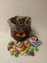 Load image into Gallery viewer, Legend of Zelda Dice Bag