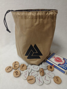 Viking Dice Bag