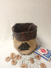 Load image into Gallery viewer, Viking Dice Bag