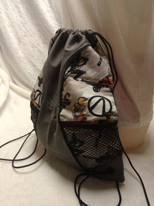 Borderlands Drawstring panel Backpack