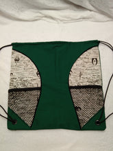 Load image into Gallery viewer, Skyrim Drawstring panel Backpack