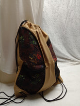 Load image into Gallery viewer, World of Warcraft: Horde Drawstring panel Backpack