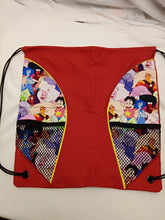 Load image into Gallery viewer, Steven Universe Drawstring panel Backpack