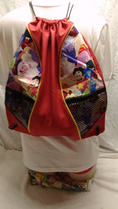 Steven Universe Drawstring panel Backpack