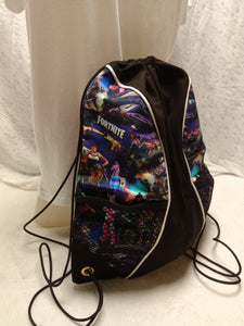 Fortnite Drawstring panel Backpack
