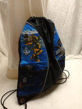 Load image into Gallery viewer, Transformer Drawstring panel Backpack