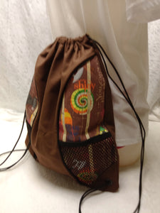 Firefly Drawstring panel Backpack