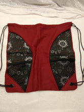 Load image into Gallery viewer, Supernatural Drawstring panel Backpack