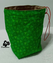 Load image into Gallery viewer, Animal Crossing Bell Bag Dice Bag