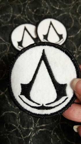 Assassin's Creed patch (Inspired by source material)