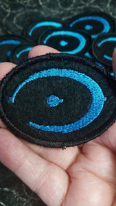 Halo patches (Inspired by source material)