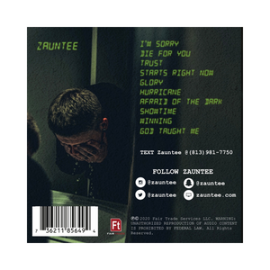 "Zauntee Album ""3:34"" CD"