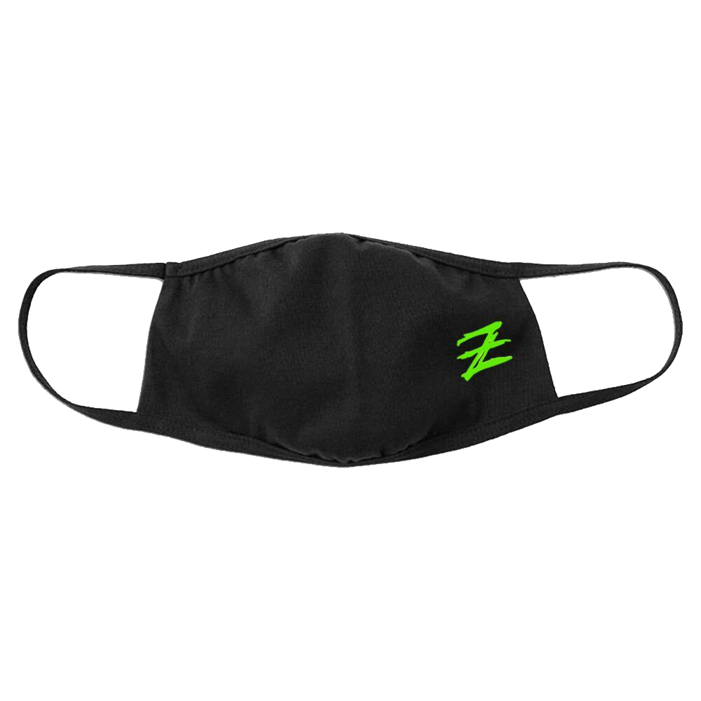 Zauntee Logo Face Mask