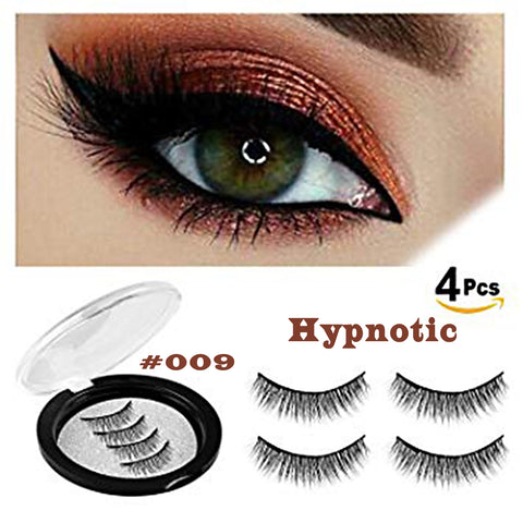 Gorgeous Triple Magnetic Lashes Style #009 Hypnotic - SkinDeepExperience
