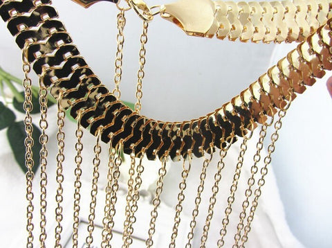 A Fashionable Bohemian Body Chain - SkinDeepExperience