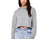 Karma...Sexy Crop Hooded Sweater - SkinDeepExperience
