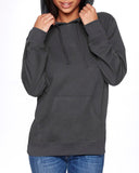 Secure The Bag Trend Setting Hooded Sweater - SkinDeepExperience