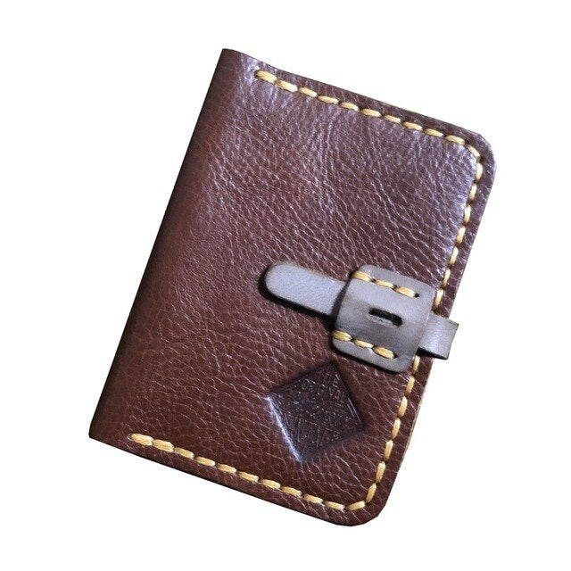 Chow - Handmade Leather Wallet