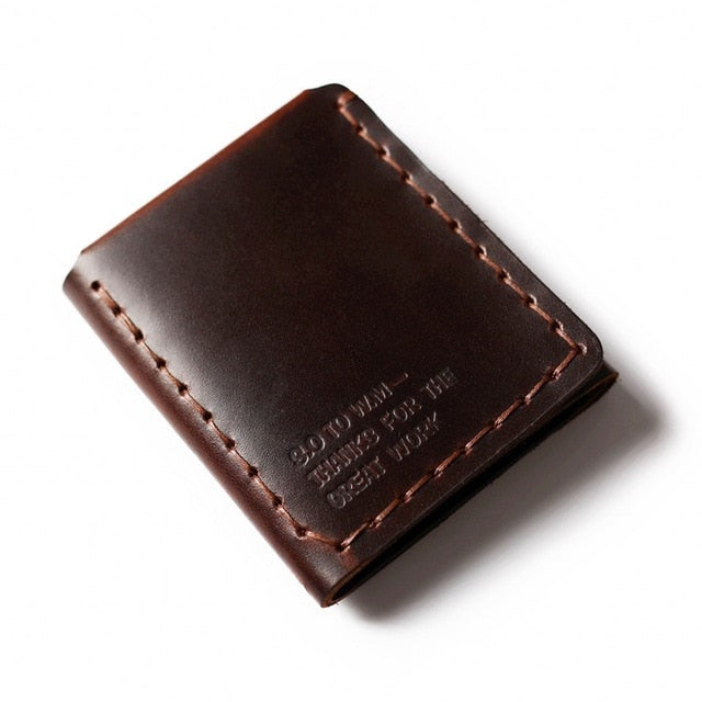 Miram - Handmade Men Wallets