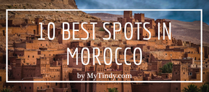 Top 10 cities to visit in Morocco
