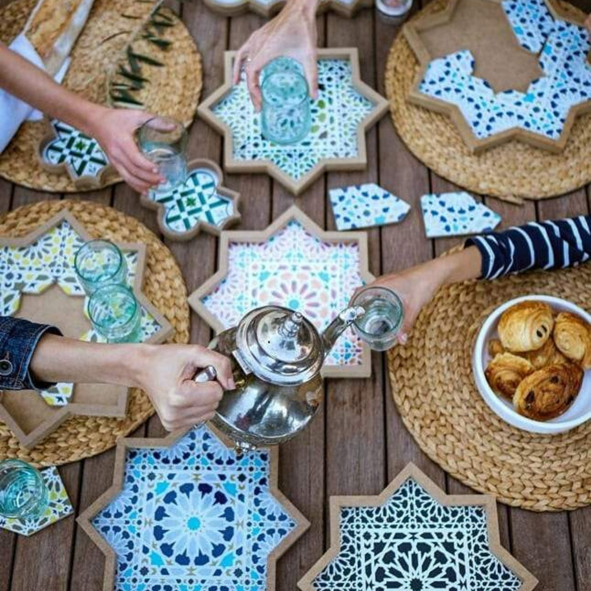 RAMADAN TABLE DECOR