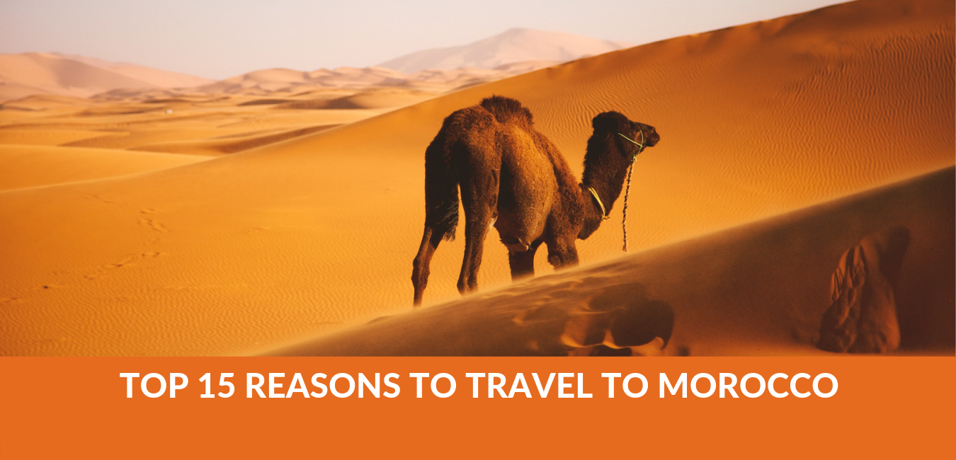 15 reasons to travel to Morocco