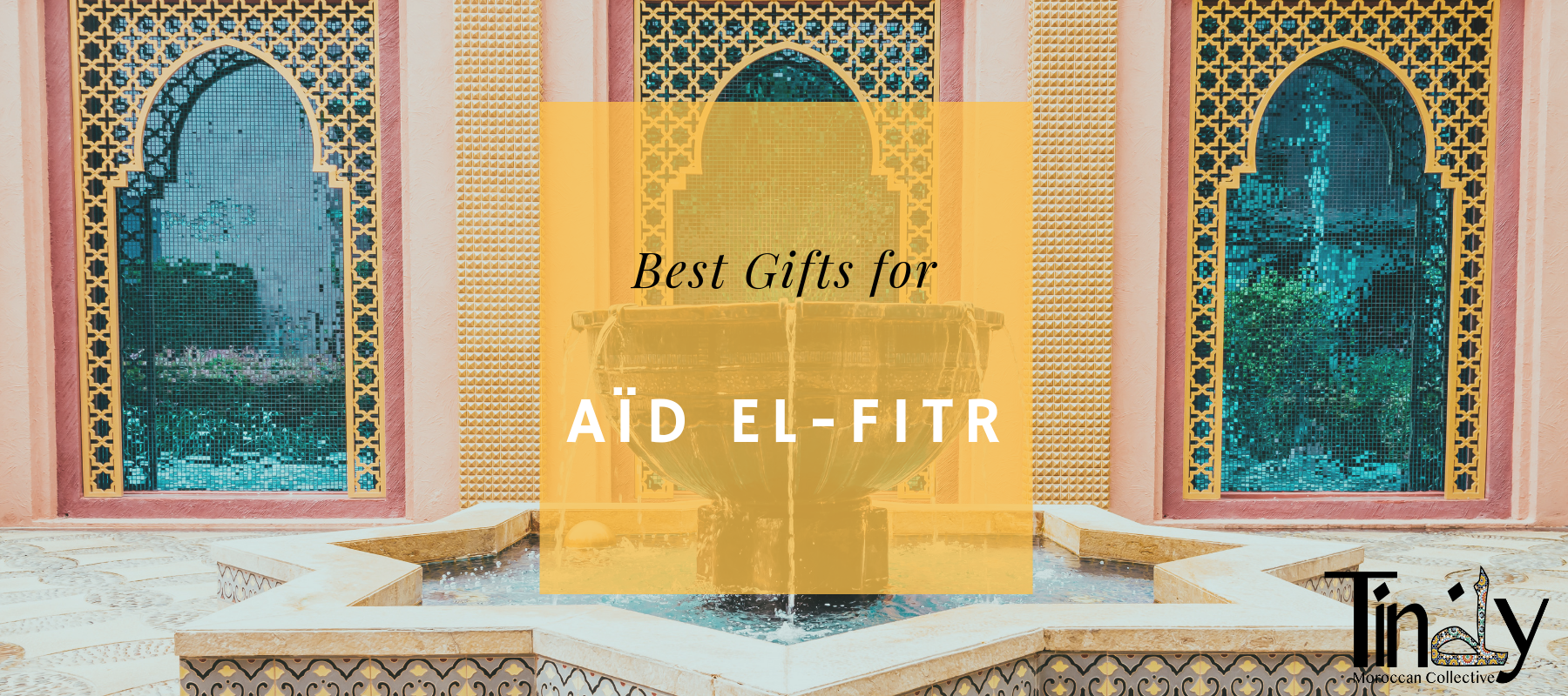 The best gifts to offer for Eid el-Fitr