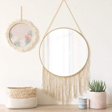 Brighten up your home with mirrors