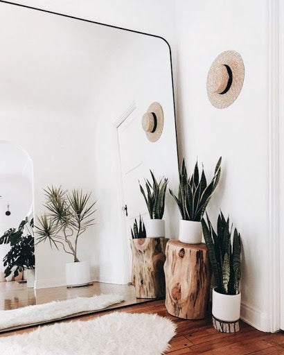Big mirror for home decor
