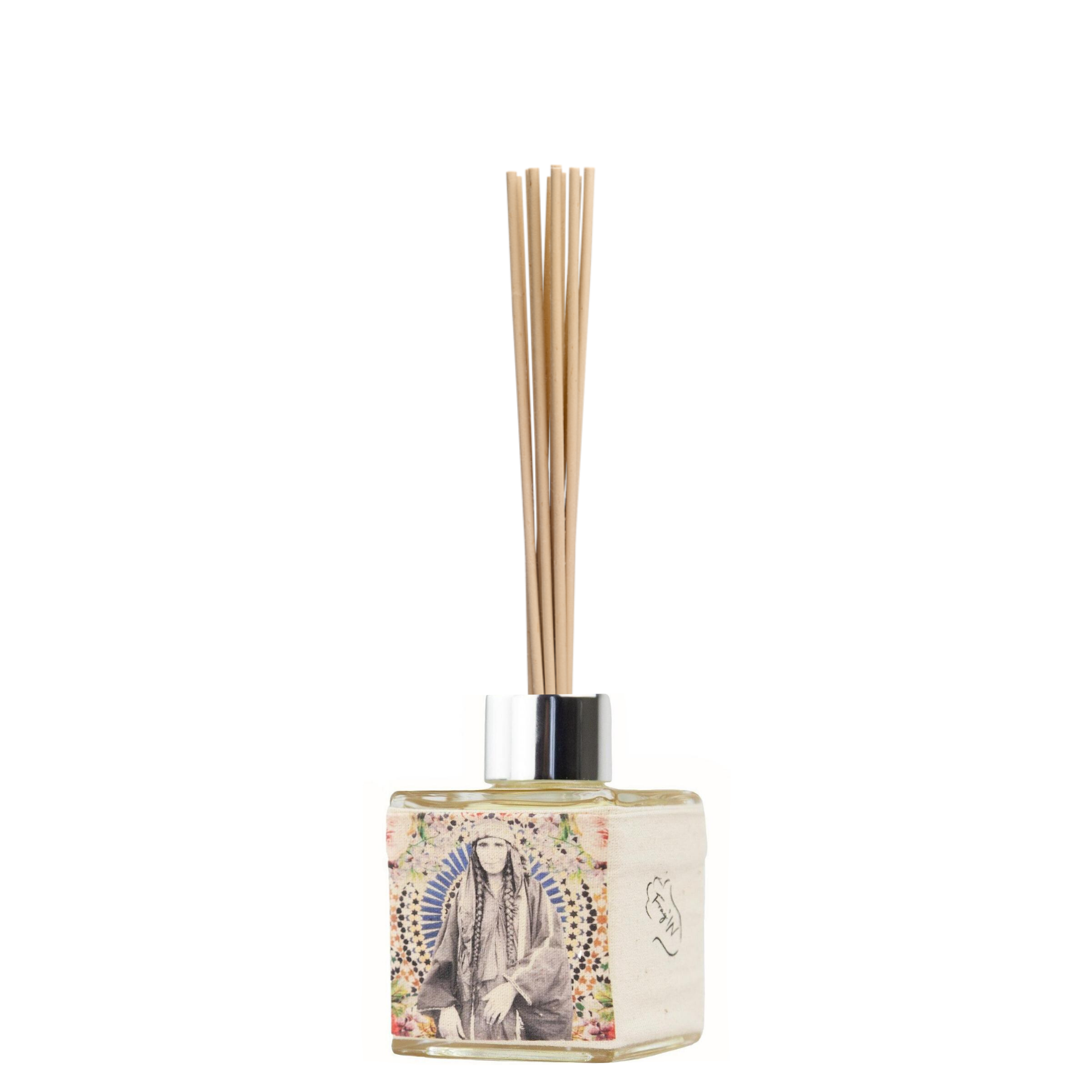 Fragrance Reed Diffuser (6Moroccan Scents) 100 ml/3.3 oz
