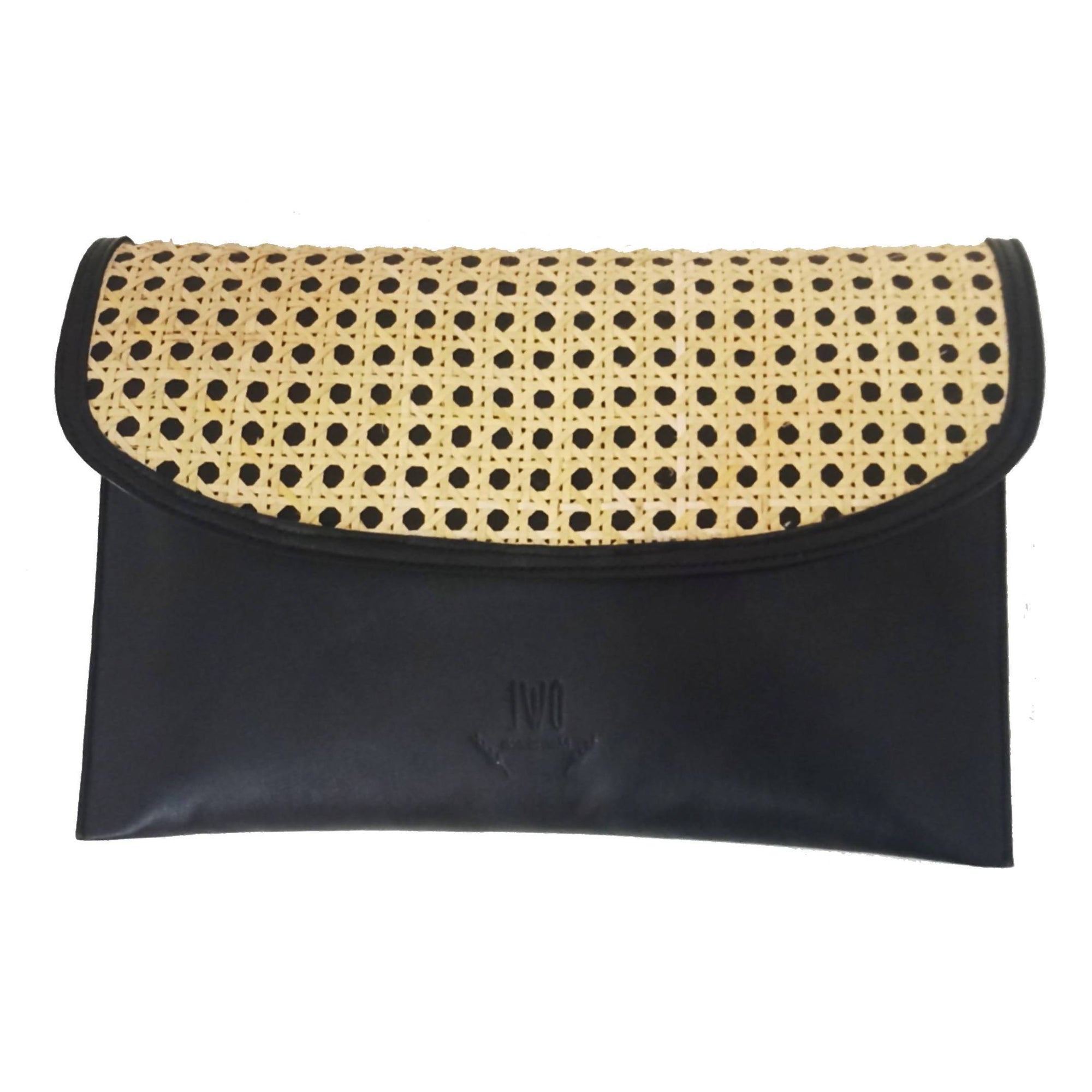 Canning Leather Clutch #2054
