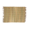 Moroccan Wicker Placemats with Tassels