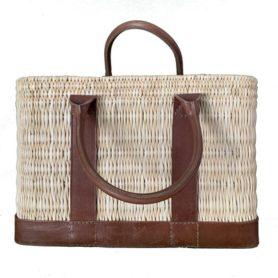 Wicker Basket #2058