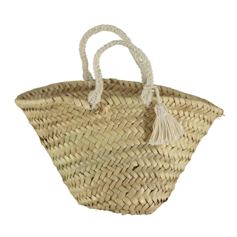 Mini Straw Basket #110