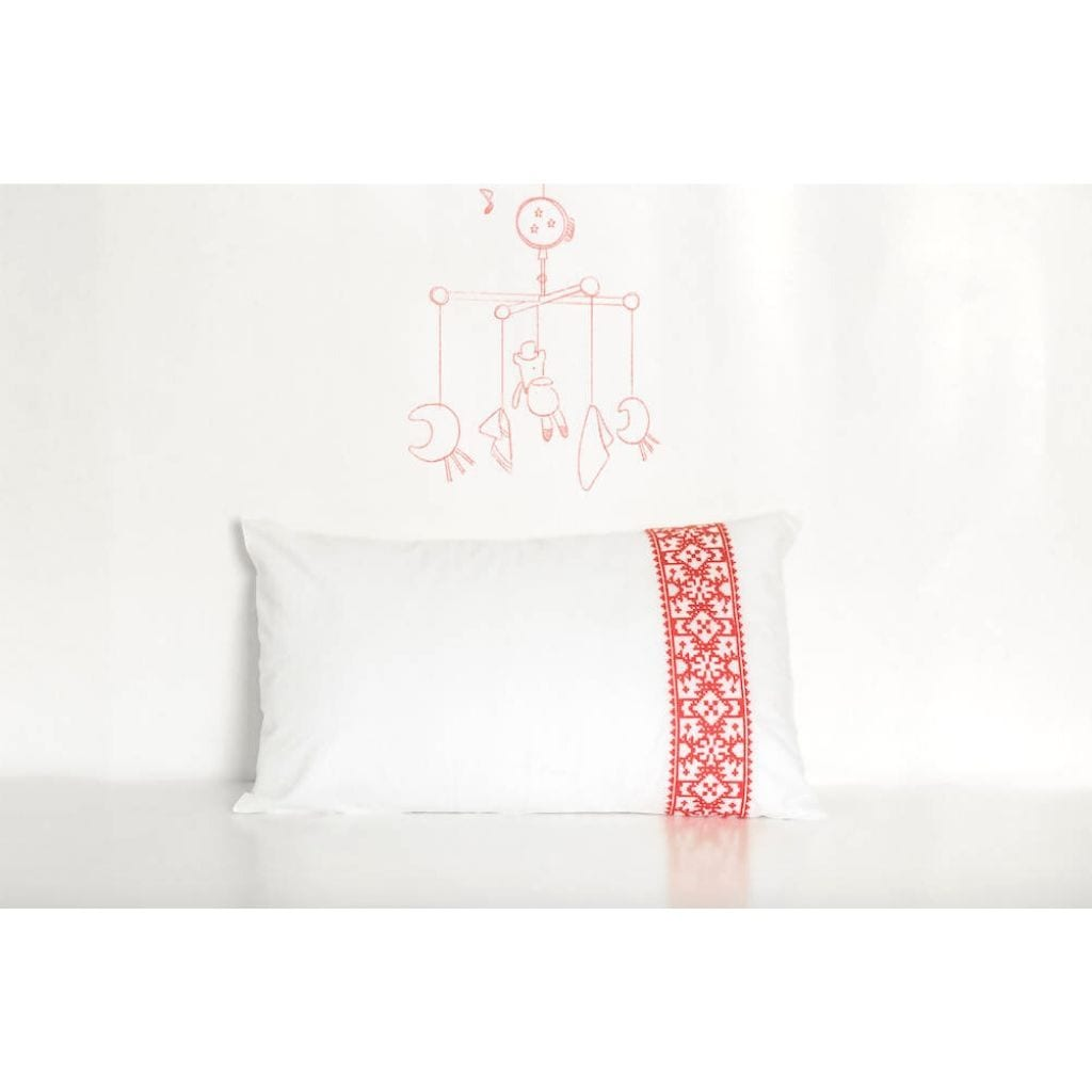 THE BABY MOROCCAN EMBROIDERED BED SET JOHARA