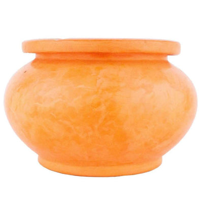 Large Terracotta Moroccan Ashtray AZUR
