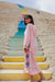 Baby Pink Djellaba Moroccan Dress