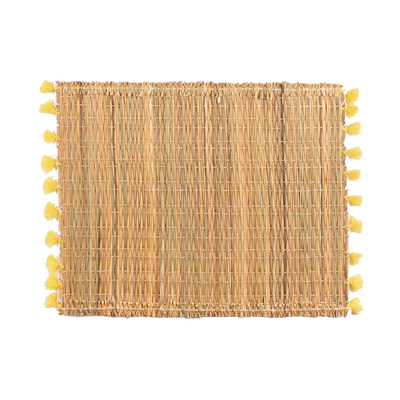Moroccan Wicker Placemats