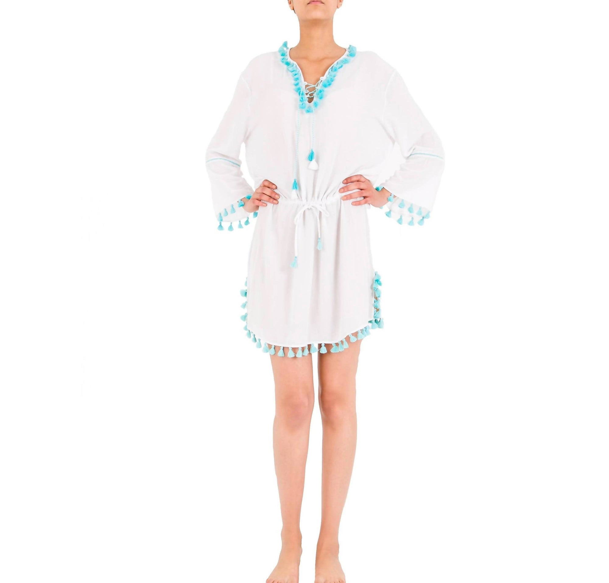 BETTY Tunic White