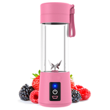 'Blend-N-Go™' - Rechargeable Bottle Blender